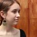 Stunning Double Half Moon Earrings
