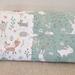 Baby Blanket - Woodland Animals