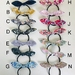 Kids Hair Ties- Bow tie & Button tie