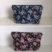 Japanese Sakura Printed Zipper Pouch