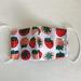 Kids 3D Face Mask - Strawberry