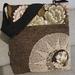 Gorgeous Handbag with doily detail