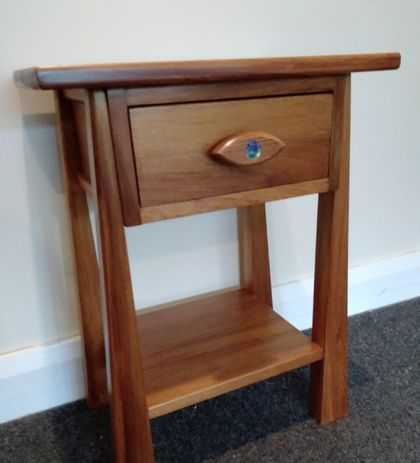 Stunning Rimu Side Table