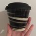 Beautiful marbled ceramic travel cup regular