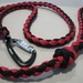 Tactical Braided Paracord Dog Lead