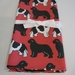 Giant Dog Breed Tea Towel - Newfoundland