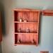 Display shelf - native timber