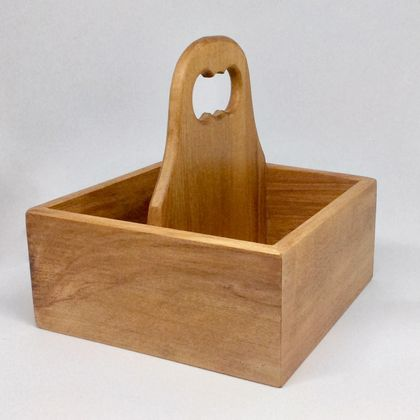 NZ Native Timber Condiment Tray