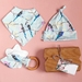 Baby Gift Set - Budgies - Made in New Zealand