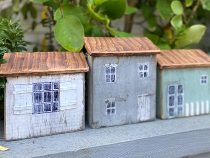 French country cottages set