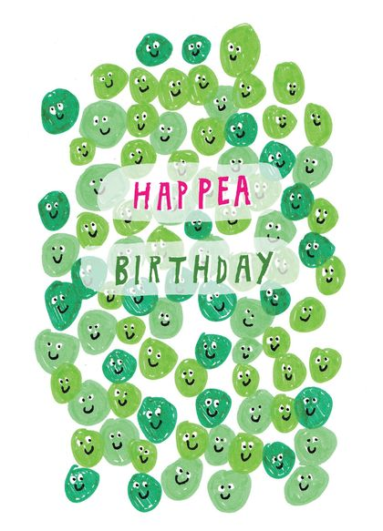 Happea Birthday Card