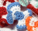 Blueberry Blast Sweet Mini Candy Brooch