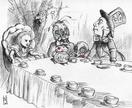 Alice's Deathly Tea Party