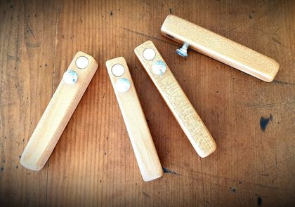 Bottle Openers - recycled Kauri with magnets
