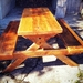 Picnic table made by Side-Project