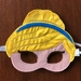 Princess inspired Felt Masks - Cinderella
