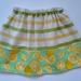 Treasure skirt - Citrus