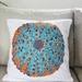 Sea urchin kina shell sofa pillow - Ready to ship!