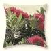 Pohutukawa New Zealand Christmas tree cushion - Ready to Ship!