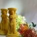Triple Goddess Pillar Candle
