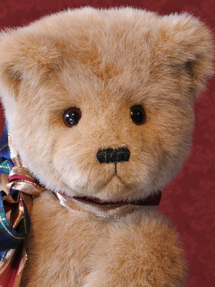 'Chester' - a heirloom Teddy Bear for life!