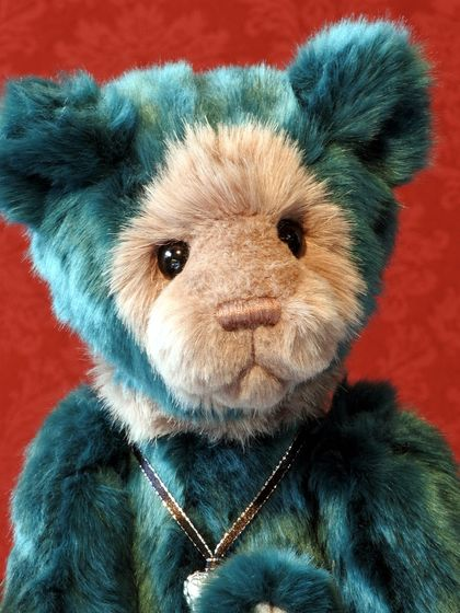 'Marley' - a heirloom Teddy Bear for life!