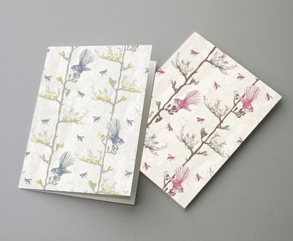 Flax Mates - notelet cards x 6