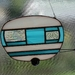 Stained Glass - Retro Caravan