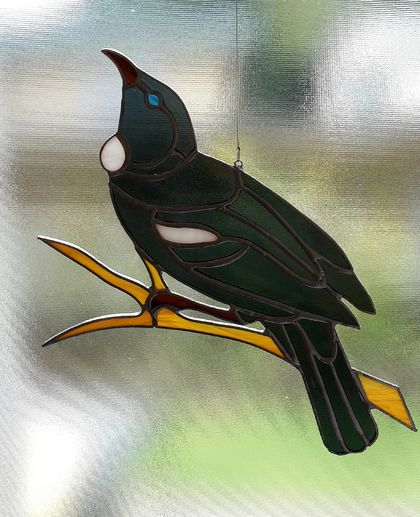 Stained Glass Tui