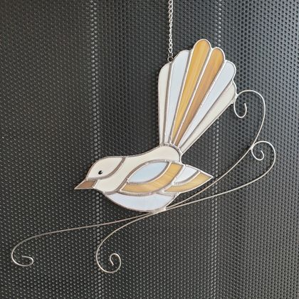 Stained Glass Fantail