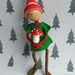 "Christmas Elf - ""Elf on a Shelf"" Style"
