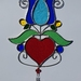Stained Glass - Tulip