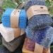 2 pack- Olive oil soap in Alpaca wool sleeping bag