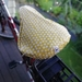 Spotty Bicycle Seat Cover