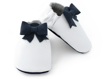 Baby Bow - black/white