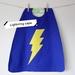 Lightning Superhero Cape