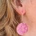 SOPHIE clay flower earrings