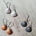 Clay Shell Earrings