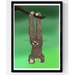 A4 Art Print - Smiley Sloth