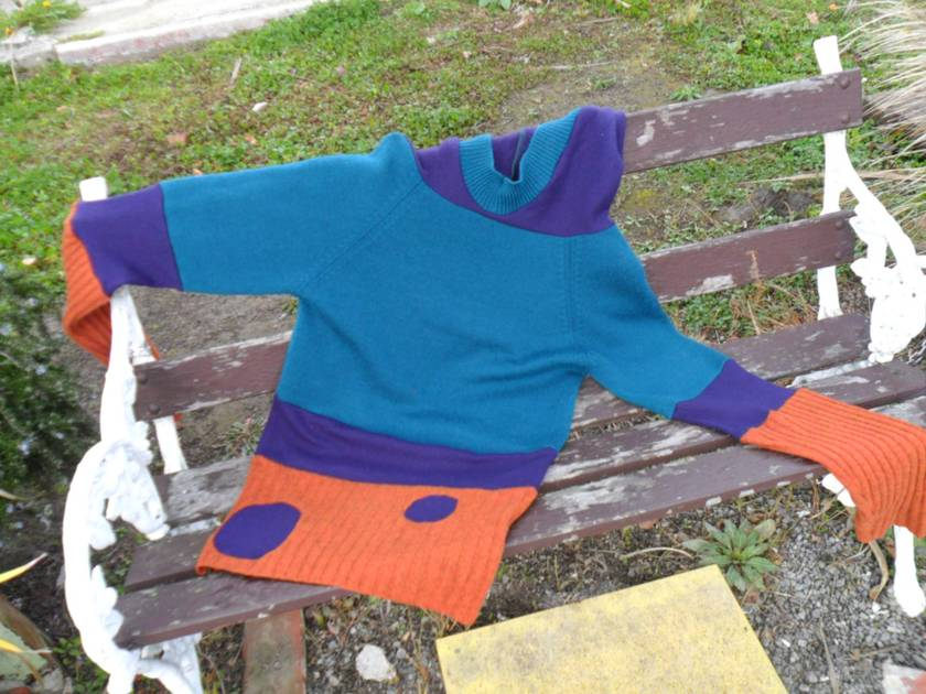 Reconstructed Jersey - Size 12
