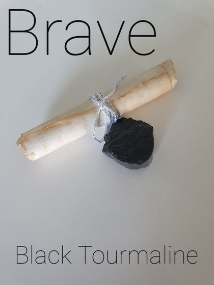 Crystal for Kids - Brave