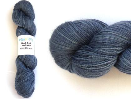 BFL sock yarn