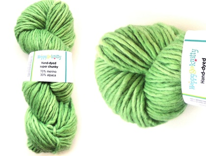 SALE – 25% off! Super chunky yarn