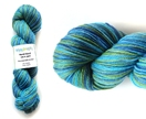 Merino/silk sock yarn