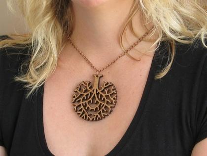 Rimu Autumn Tree Pendant
