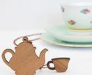 Camellia Tea Pendant