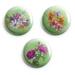 mini magnets - floral bouquet