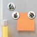 Mini Button Magnets - Buller's Birds - Piwakawaka, Tieke, Matuku Moana