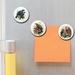 Mini Button Magnets - Buller's Birds. Ruru, Tui, kaka