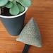 Catnip toy (olive linen)